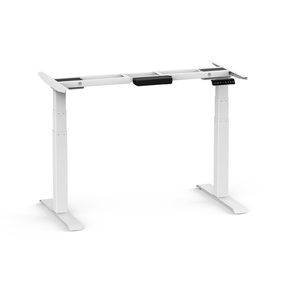 OFD-CI3ELBASEA Standard Rectangle Electric Height Adjustable Desk