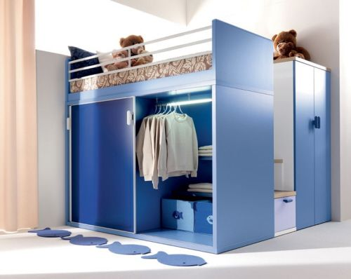 Kids Bedroom Furniture - 50 Decorating Ideas And Image Gallery