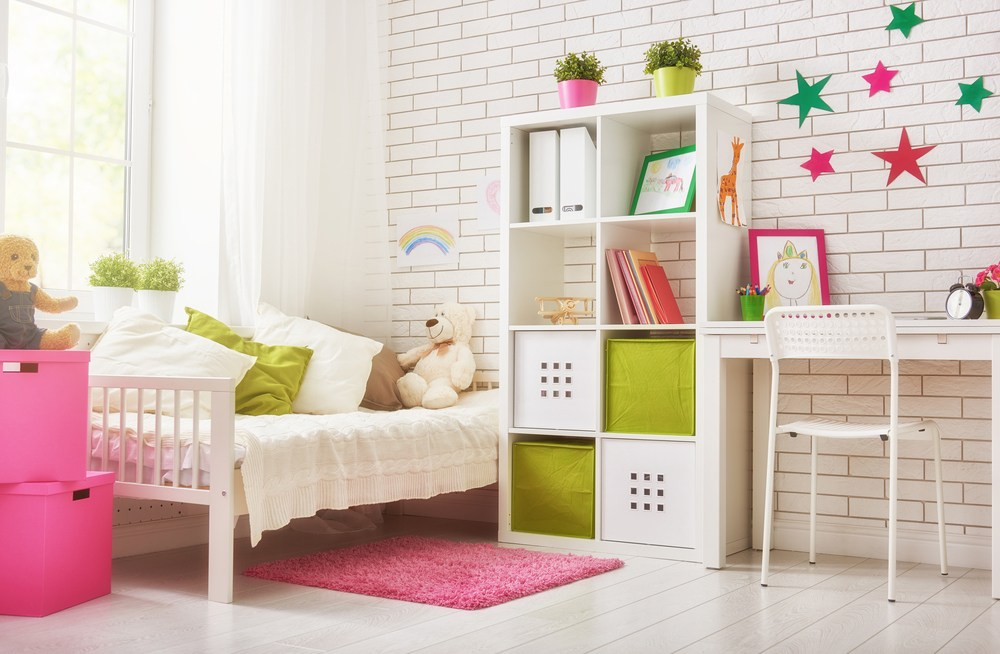 Small Kids Room Ideas: How to Organize & Get More Space | Extra