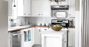 22 Kitchen Makeover Before & Afters - Kitchen Remodeling Ideas