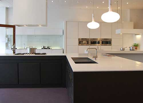 Latest Kitchen Design Ideas from Copenhagen's Kitchen Showrooms