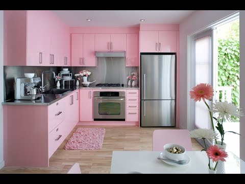 Latest Modular kitchen designs 2018 ! Something New - YouTube