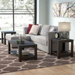 An overview of living room   table sets