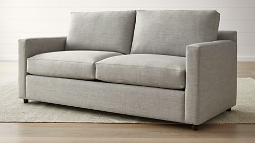 Combine Seating And Sleeping Options With Loveseat Sofa