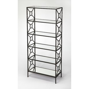 Round Metal Bookcase | Wayfair