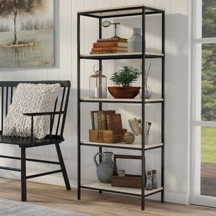 Rustic Bookcases & Bookshelves You'll Love | Wayfair