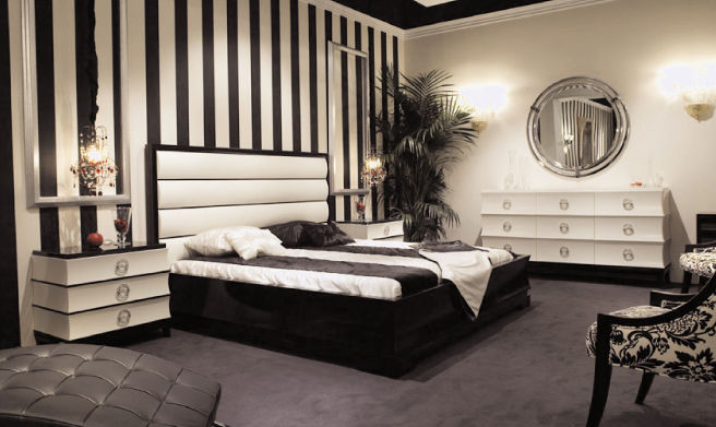 Art Deco Bedroom Furniture Art Deco Interior Designs And Furniture