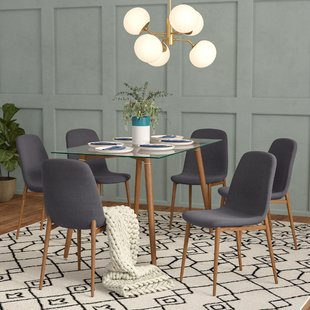 Modern Farm House Dining Set | Wayfair
