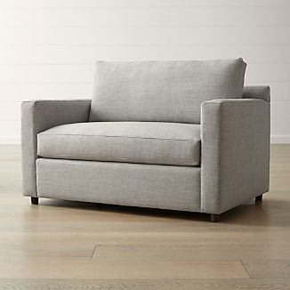Twin Sleeper Sofas | Crate and Barrel