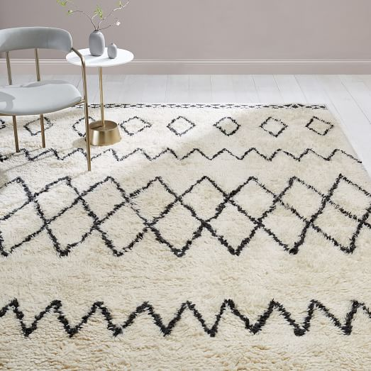Kasbah Wool Rug | west elm
