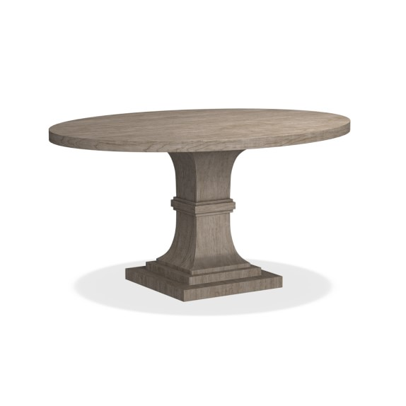Pedestal Round Dining Table | Williams Sonoma