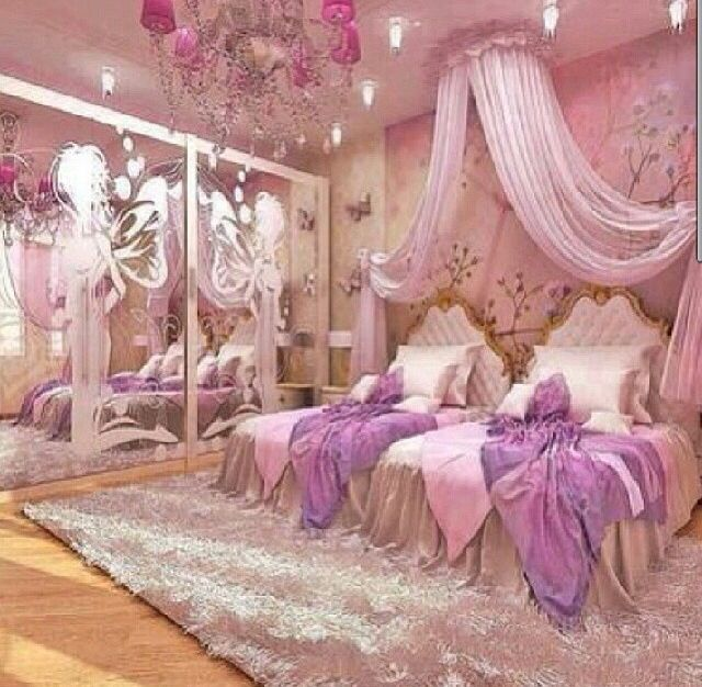 Princess Bedroom | Bedroom ideas | Royal bedroom, Fairy bedroom