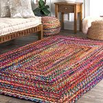 The Elegance Of Rag Rugs