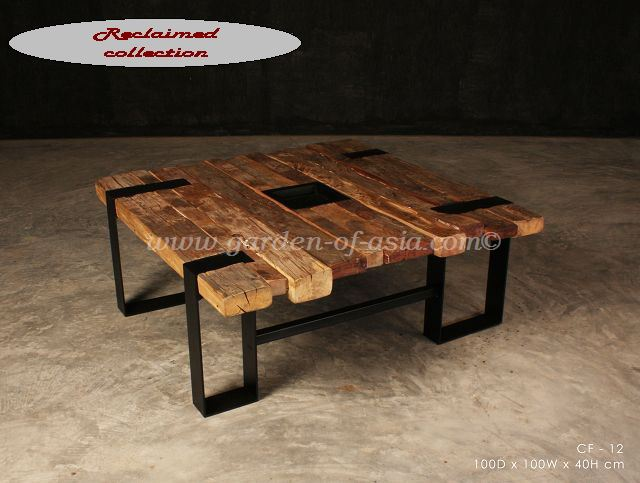 Reclaimed Furniture For Durable And Intact Furniture Decorifusta