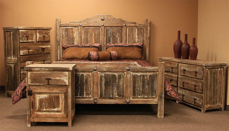 How Will Rustic Bedroom Furniture Help You Decorifusta