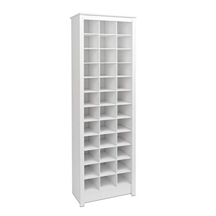 Amazon.com: Prepac WUSR-0009-1 Shoe Storage Cabinet 36 Pair Rack