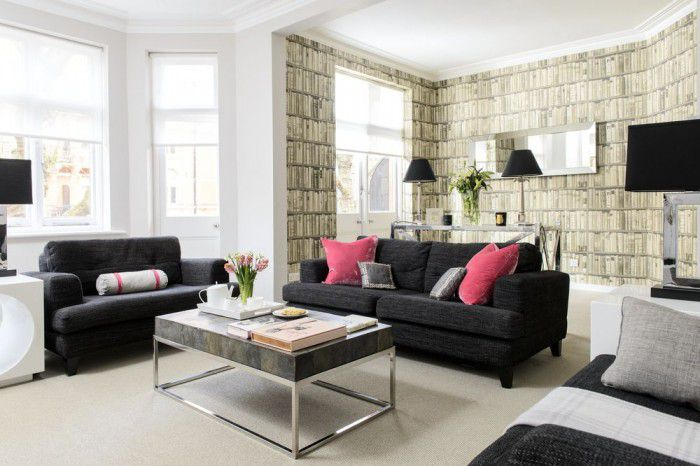 Creative and Interesting   Sitting room designs for your home