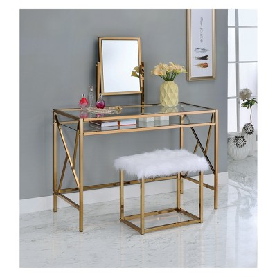 Iohomes Burdette Contemporary Vanity Table Set : Target