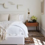 White Bedroom to Create White   Milky Aura in Your Home
