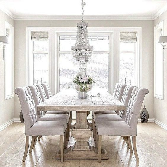 11 Spring Decorating Trends to Look Out | Home | Dining room