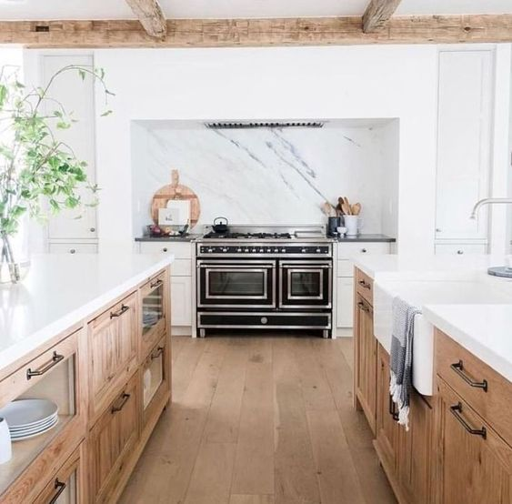 Kitchen Design Trend | Wood Cabinets - Rooms For Rent blog
