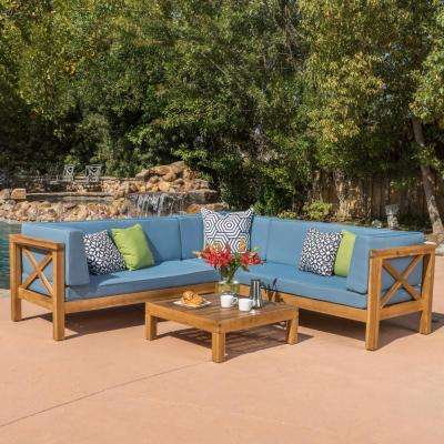 Wood - Patio Furniture - Outdoors - The Home Depot