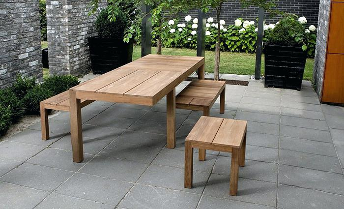 Cool Wooden Outdoor Furniture Garden Sets Sale Advantages And