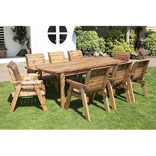 Solid Wood Garden Furniture: Amazon.co.uk