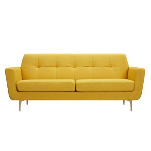 Butter Yellow Sofa | Wayfair