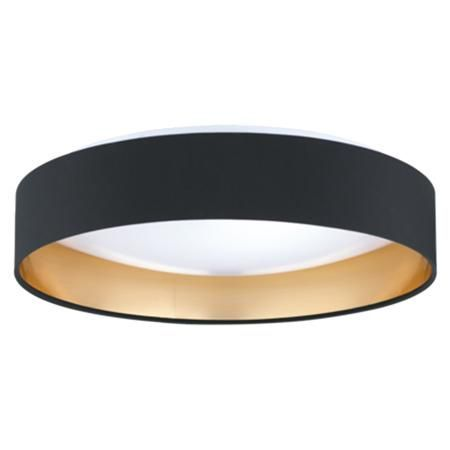 Modern Ringed LED Ceiling Light