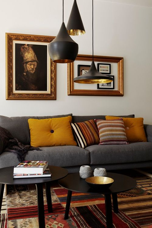 A Warm and Cosy Sitting Room - Top Tips