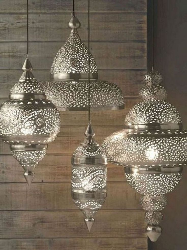 65+ Amazing DIY & Design Recycled Lamps Decor Ideas