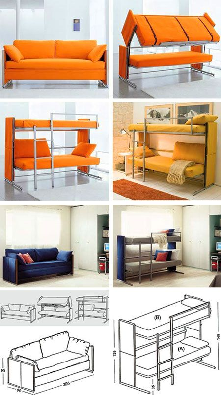 Resource Furniture: Space Saving Systems