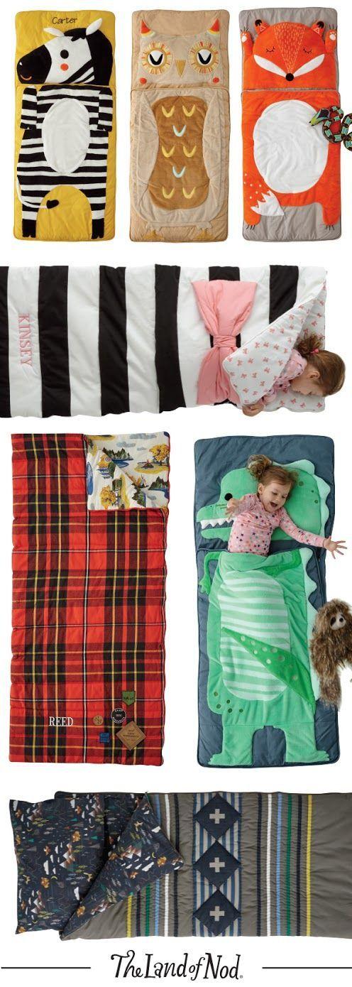Wild Dinosaur Toddler Sleeping Bag