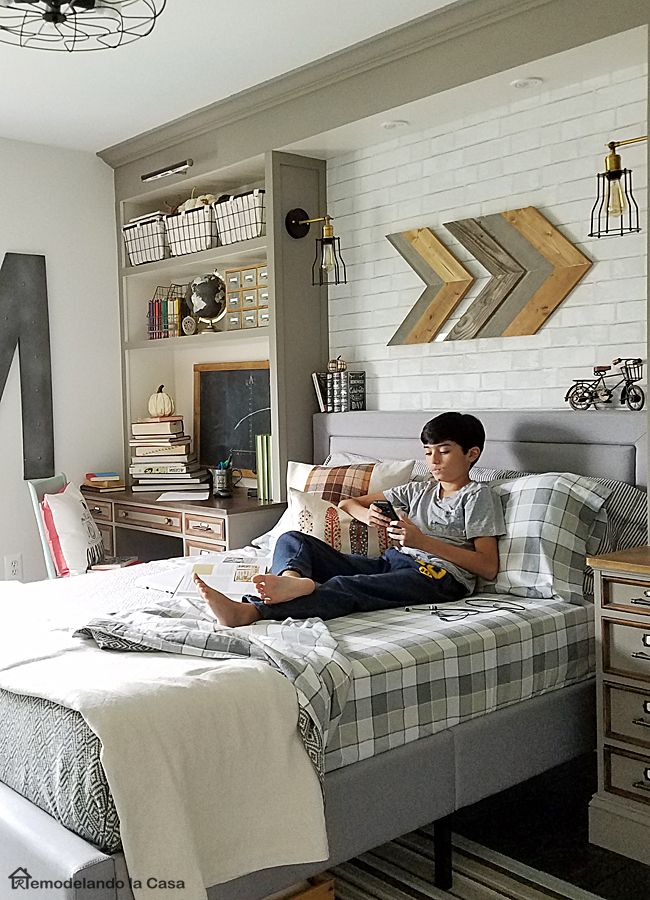 Fall Home Tour Part 2 - The Bedrooms