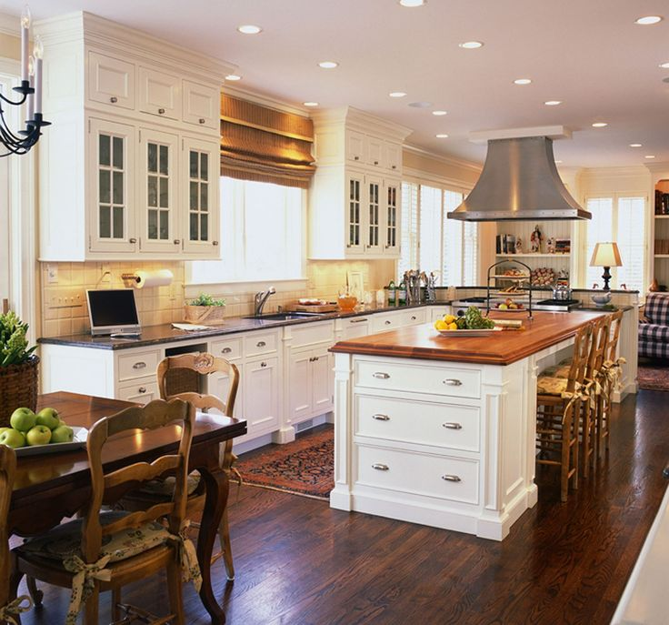 25 Awesome Traditional Kitchen Design