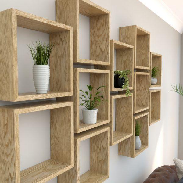 Square Shelves