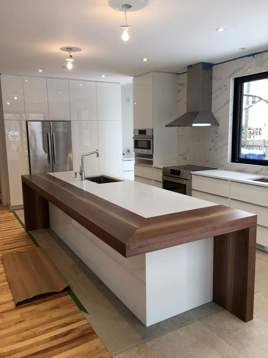 60 Popular Contemporary Kitchen Design Ideas