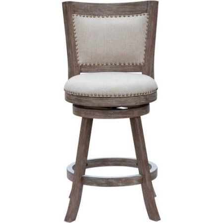 Boraam 24 inch Melrose Counter Stool, Multiple Colors, Beige