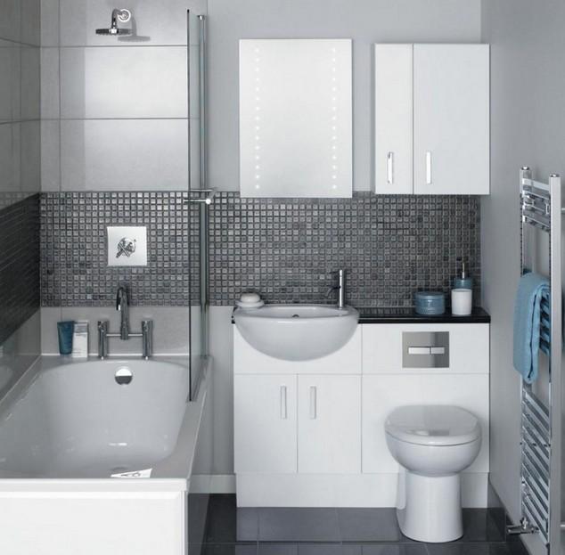 Smallest bathtub-shower combination
