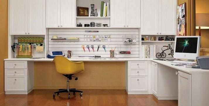 Closets for craft room