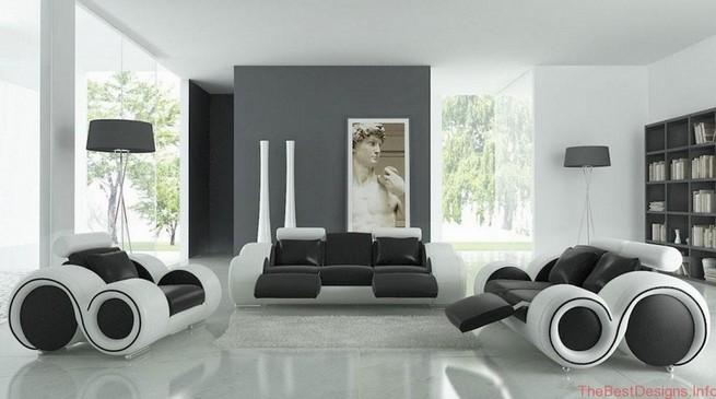 Living room furniture unique modern sofa