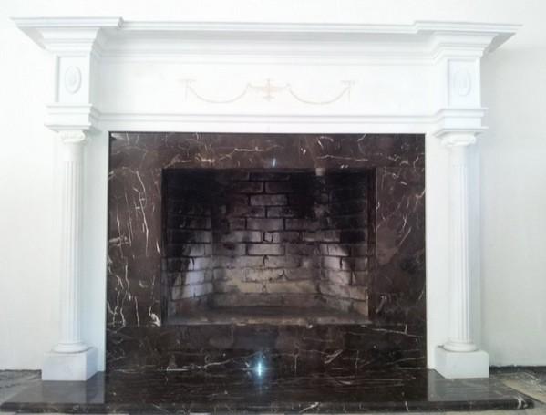 Granite Fireplace Surround Kits
