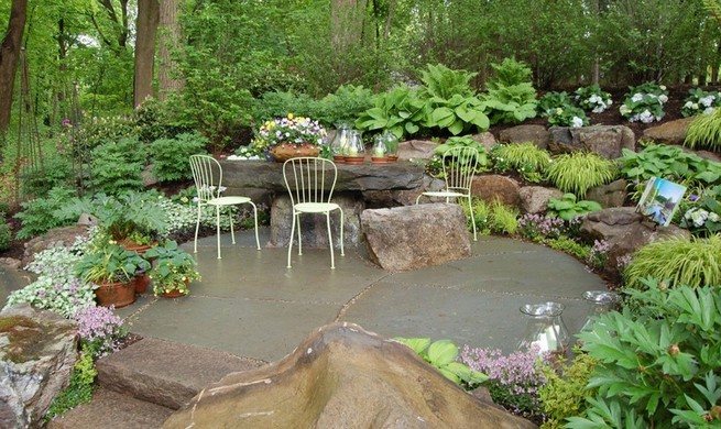 Crushed Rock Landscaping Ideas