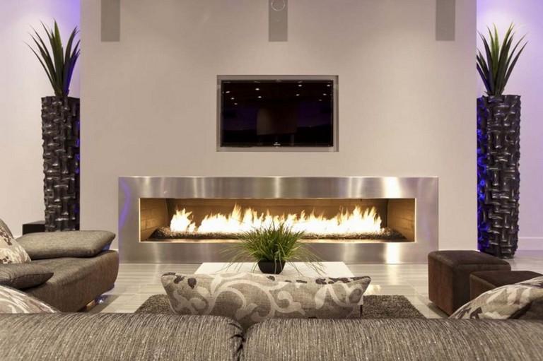 Modern living room decoration 3
