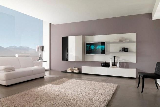 Modern living room decoration 2