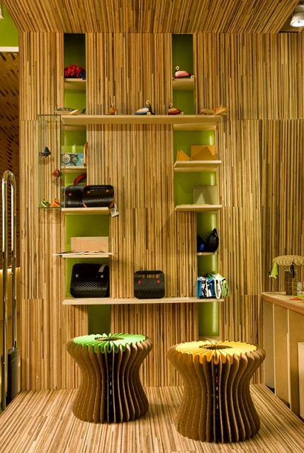 Decoration with bamboo 2