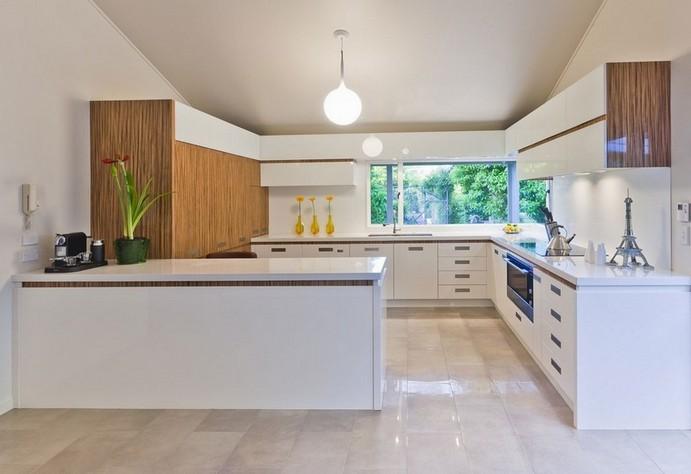 Modern kitchen windows 2