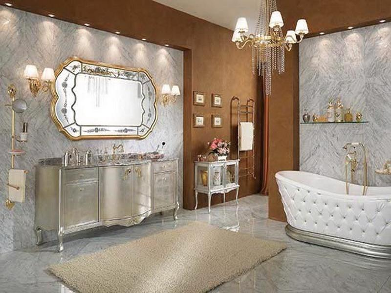 Royal toilet decoration 3