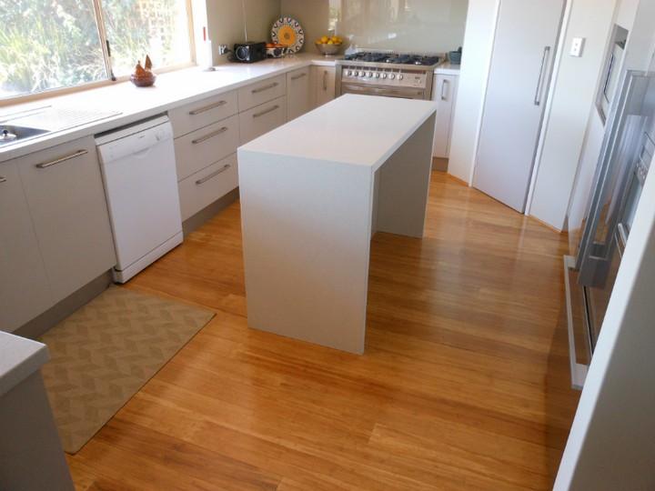 Bamboo floor 2